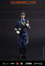 DAMTOYS 1:6 PLA Chinese Air Force Honor Guard Standard Bearer Figure 78029C