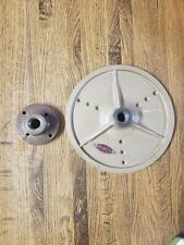 Craftsman 8 Wood Lathe Face Plate And 3 Face Plate