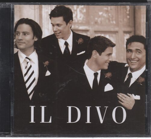 1 of 1 - IL Divo - Il Divo CD (VGC)