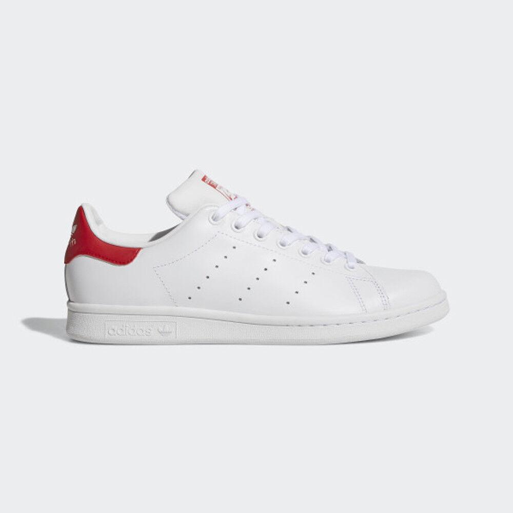 Adidas Original STAN SMITH M20326 Collegiate rot Cloud Weiß
