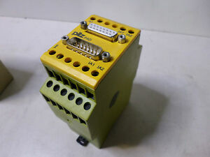 PILZ - SAFETY MONITORING RELAY - ENCODER ADAPTOR - PAD/SI 840/512/5DC - 774406