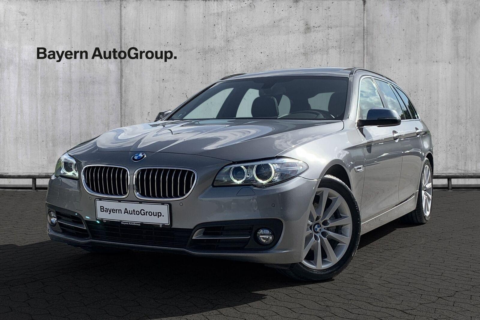 BMW 520d 2,0 Touring aut. 5d - 299.900 kr.