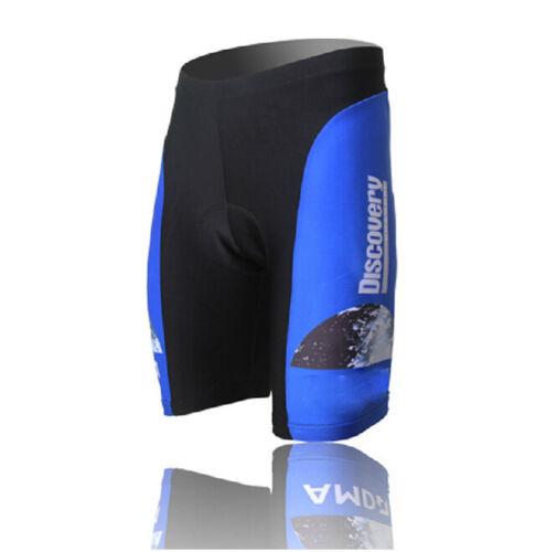 Discovery Men/'s Cycling Shorts Bike Bicycle Bibs Shorts Sport Shorts Pants