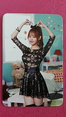 SECRET SONG JI EUN Official Photocard BLUE 5th Mini SECRET SUMMER Jieun