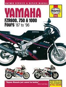 Yamaha-FZR-600-750-1000-Service-and-Repair-Manual-Haynes-service-and-repair-M
