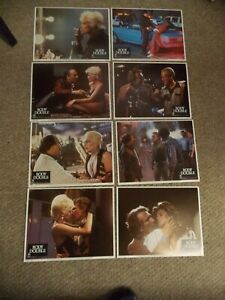 "BODY DOUBLE(1984)MELANIE GRIFFITH SET OF 8 DIFF ORIGINAL 11""BY14"" LOBBY CARDS"