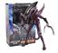 miniature 2 - NECA  20 cm Alien VS. Predator Arachnoid Chrysalis Razor Claws Alien  Scale PVC