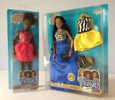 Fresh Squad AA Doll Malik 13 pts articulation African American ethnic SHIPS FREE