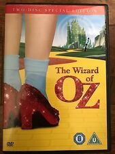 Judy Garland WIZARD OF OZ ~ 1939 Classic Musical | 2-Disc Special Edition UK DVD