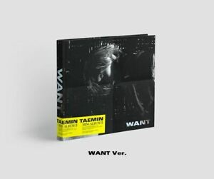 WANT-by-TAEMIN-The-2nd-Mini-Album-SHINEE-Want-Ver