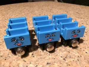 Details About Ada Jane Mabel 1997 Thomas Wooden Railway Extremely Rare Htf