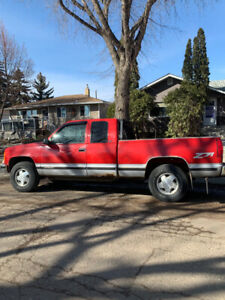 For sale or Trade, 1996 gmc diesel
