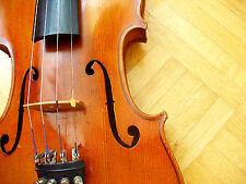 Josepf Guarnerius fecit Gremonae anno 1732 Antike Manufaktur Geige Kopie um 1940