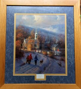 S n g harvey limited edition print a time of grace for Harvey windows price list