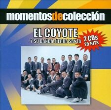 NEW - Momentos De Coleccion by Coyote Y Su Banda Tierra Santa