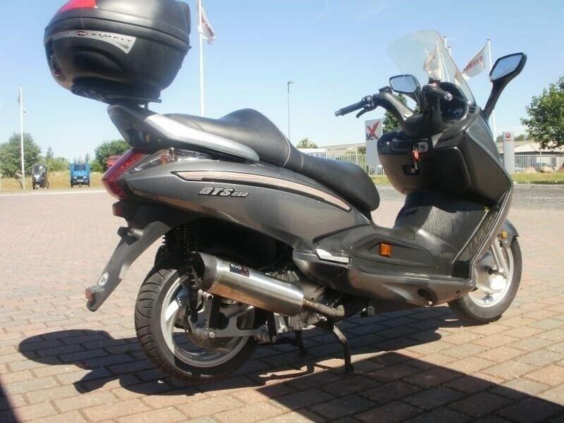 SYM GTS 250, 2006