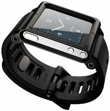 LunaTik Band Wrist Strap Aluminum Case For iPod Nano 6th Gen