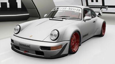 Forza Horizon 4 Hoonigan Rauh Welt Begriff Porsche 911 Turbo Other Rare Cars Ebay