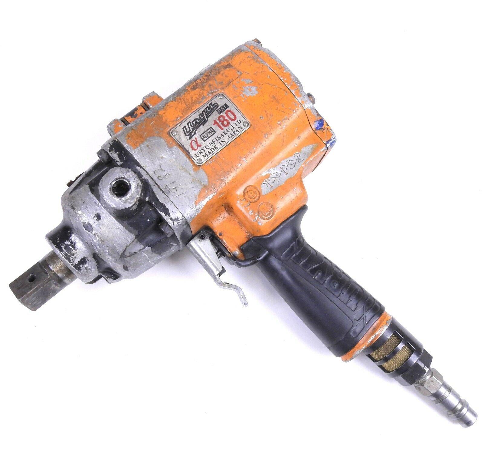 Uryu Alpha 180 Torque Wrench Air Hydraulic