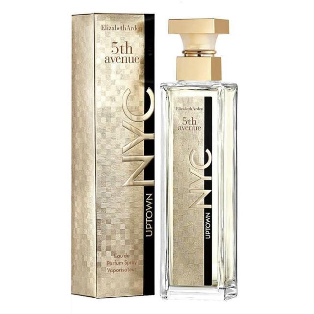 New Elizabeth Arden 5th Avenue NYC Uptown Eau De Parfum 125ml Perfume