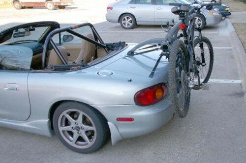 Mazda Mx5 portabicicletas