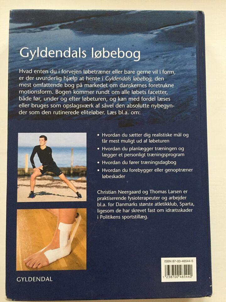 Gyldensals Løbebog, Christian Neergaard - Thomas L, emne: