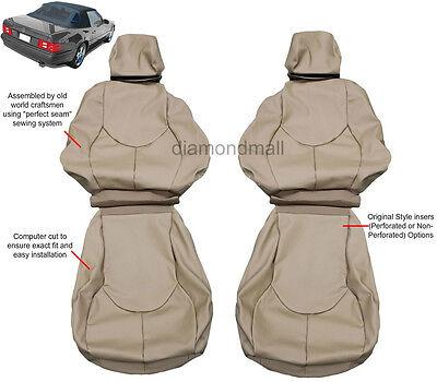 Mercedes Benz 1996-2002 SL300 SL500 SL600 R129 German MB-Tex Seat Cover New