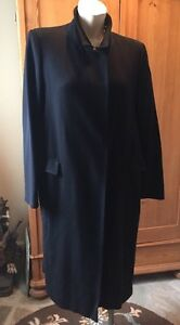 Størrelse Coat Classic Classy Maska And Usa Wool 12 Italian wf41g