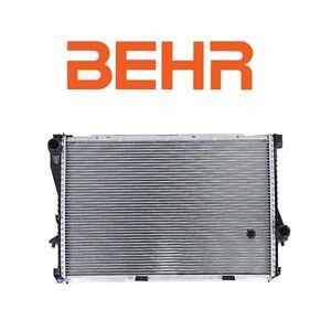 For BMW 525I 528I 530I 540I E39 2.5L 2.8L 3.0L 4.4L OEM Behr Radiator NEW