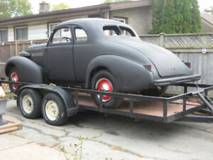 37 Buick Coupe