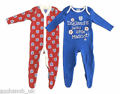 Ex NXT Baby Boys Babygrow Sleepsuits 2 or 3 Pack Multipack 100/% Cotton Babygrows