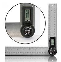 Trend DAR/200 Digital Angle Rule Gauge 400mm - Carpenter Joiner Builder