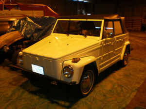 1973 VW THING for sale