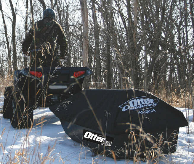 nuovo Otter Ice pesca Smtutti Ultra Wide Cover Fits Pro & Wild Sleds 200025