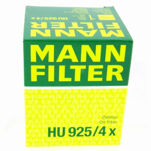 MANN Ölfilter HU9254X Filter Alpina B3 E46 BMW 3 Stufenheck E36