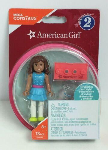 Mega Construx American Girl Doll Toy Series 2 13pcs DXW96-Condigo DRC65