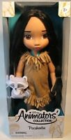 Disney Princess Animators' Collection Toddler Doll 16'' H - Pocahontas With on sale