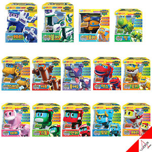 Gogo-Dino-Sound-DX-6-inch-14-Dinosaur-FULL-SET-Transformer-Robots-Figure-Toy