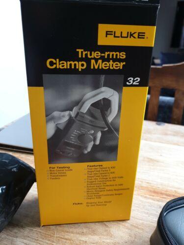 Fluke Rue-RMS Clamp Meter 32