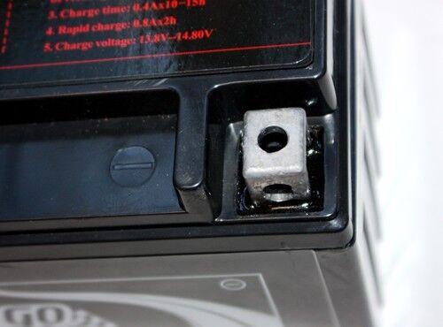 2X YT9-BS 12V9AH Battery PIT DIRT QUAD BIKE ATV BUGGY SCOOTER upgrade 6.5AH 7AH
