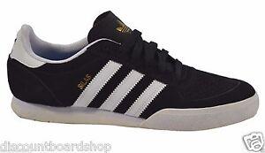 Adidas SILAS SLR Black White Skateboarding G98074 (240) Men s Shoes ... 3e26575729