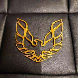 Pontiac Firebird and Trans Am Emblems