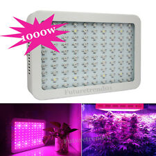 1000W LED Grow Light Panel Lamp for Hydroponic Plant Vege Growing Full Spectrum