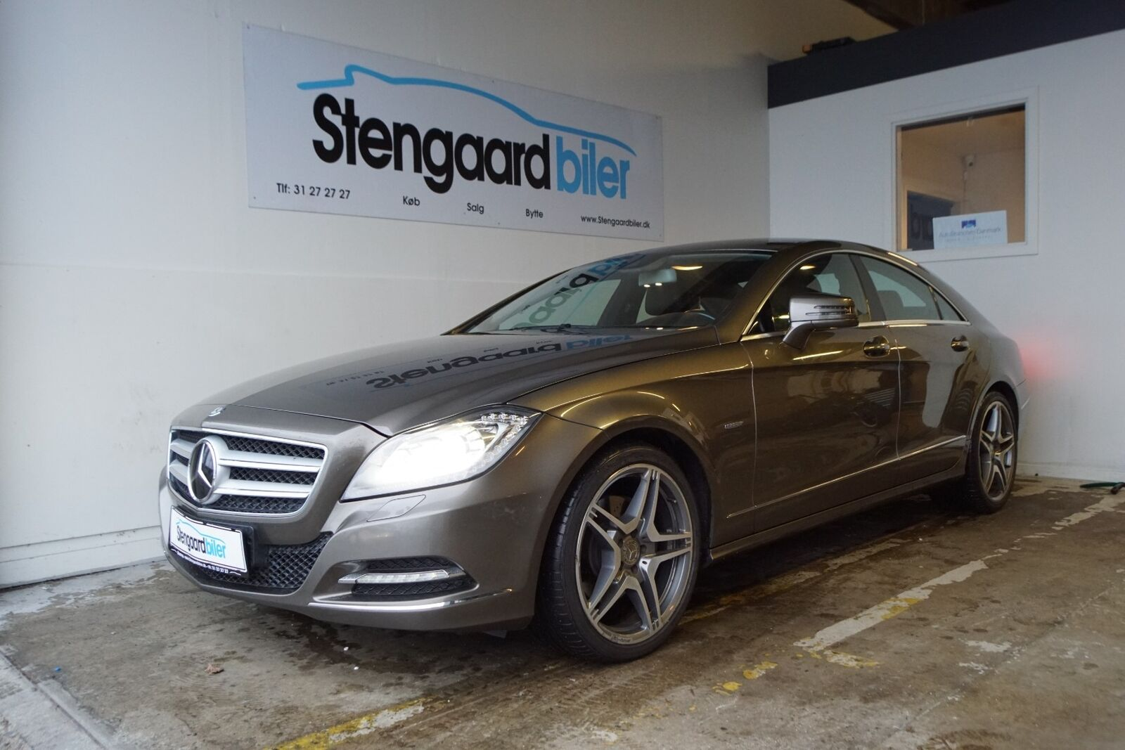 Mercedes CLS350 3,0 CDi aut. BE 4d - 274.900 kr.