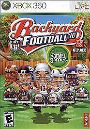 Xbox 360 : Backyard Football 2010 VideoGames | eBay