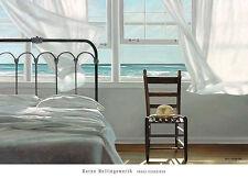 SEASCAPE OCEAN ART PRINT The Dream of Water - Karen Hollingsworth Coastal Poster