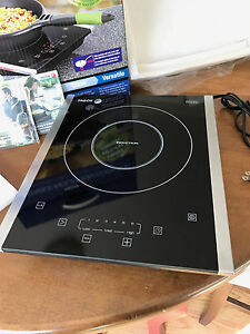 Image Is Loading Fagor Portable Induction Cooktop Lightly Used