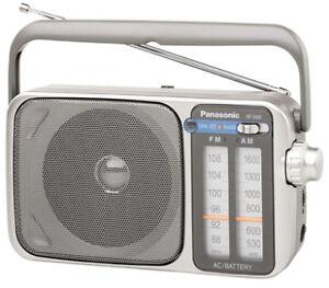 Panasonic-RF2400D-Portable-AM-FM-Radio