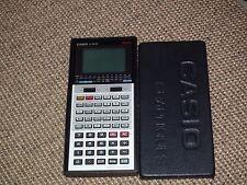 Calculatrice Casio fx-8500G avec 3 piles neuves et la boite en plastique