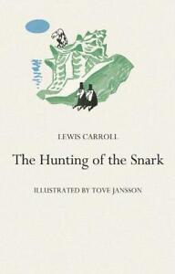 the-Hunting-of-the-Snark-by-Lewis-Carroll-Tove-Jansson-illustrator-NEW-Book